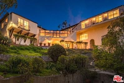 3096 LAKE HOLLYWOOD Drive, Los Angeles, CA 90068 - MLS#: 19422156