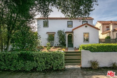 815 MANZANITA Avenue, Pasadena, CA 91103 - MLS#: 19422206