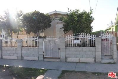 9415 S FIGUEROA Street, Los Angeles, CA 90003 - MLS#: 19422532