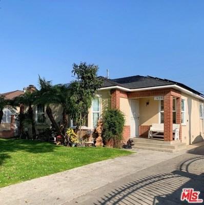 1439 S Olive Street, Santa Ana, CA 92707 - MLS#: 19422588