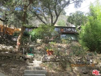 579 N CREEK Trail, Topanga, CA 90290 - MLS#: 19423052