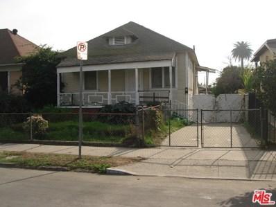 136 E 54TH Street, Los Angeles, CA 90011 - MLS#: 19423094