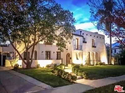 6160 BARROWS Drive, Los Angeles, CA 90048 - MLS#: 19423178
