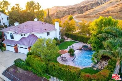 18005 DALI Drive, Granada Hills, CA 91344 - MLS#: 19423230