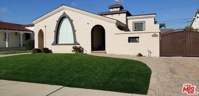 2519 W 85TH Street, Inglewood, CA 90305 - MLS#: 19423292