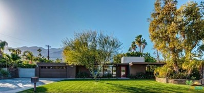 315 N MONTEREY Road, Palm Springs, CA 92262 - MLS#: 19423502PS