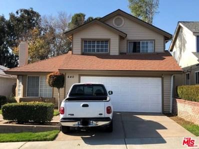 640 N Quince Avenue, Rialto, CA 92376 - MLS#: 19423678