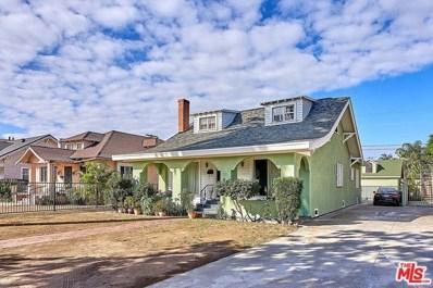 1635 4TH Avenue, Los Angeles, CA 90019 - MLS#: 19423812