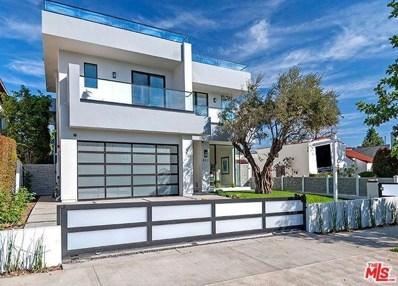852 N Vista Street, Los Angeles, CA 90046 - MLS#: 19424404
