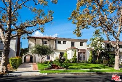 215 S BEDFORD Drive, Beverly Hills, CA 90212 - MLS#: 19424510