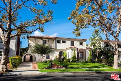 215 S Bedford Drive, Beverly Hills, CA 90212 - MLS#: 19424510