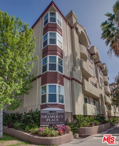 620 S GRAMERCY Place UNIT 329, Los Angeles, CA 90005 - MLS#: 19424890