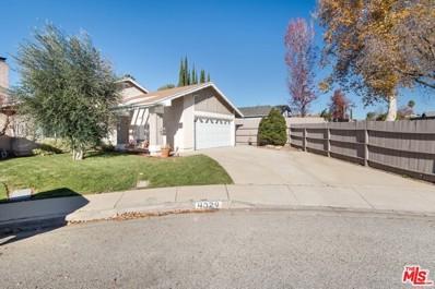 4329 DEEPWELL Lane, Moorpark, CA 93021 - MLS#: 19425070