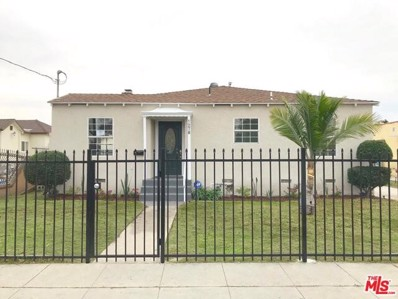 1278 E 107TH Street, Los Angeles, CA 90002 - MLS#: 19425444