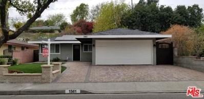 1561 S Ynez Avenue, Monterey Park, CA 91754 - MLS#: 19425550