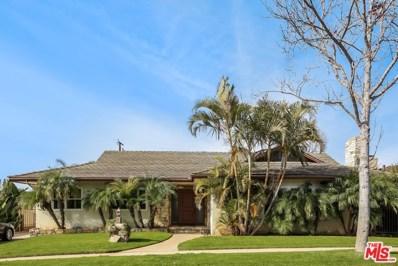 5547 S GARTH Avenue, Los Angeles, CA 90056 - MLS#: 19425824