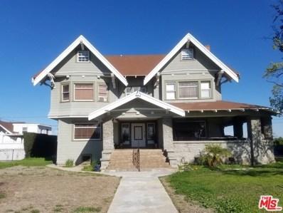 5468 9TH Avenue, Los Angeles, CA 90043 - MLS#: 19425986