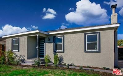 10209 S Denker Avenue, Los Angeles, CA 90047 - MLS#: 19427916