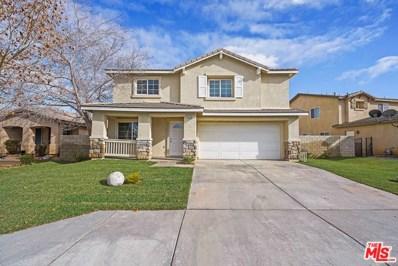 45542 Robinson Drive, Lancaster, CA 93535 - MLS#: 19428092