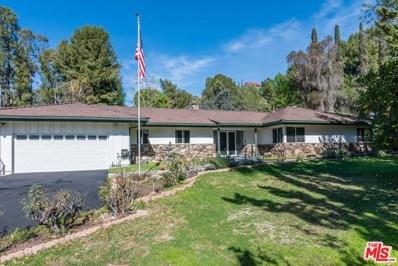 10329 Siesta Drive, Shadow Hills, CA 91040 - MLS#: 19428460