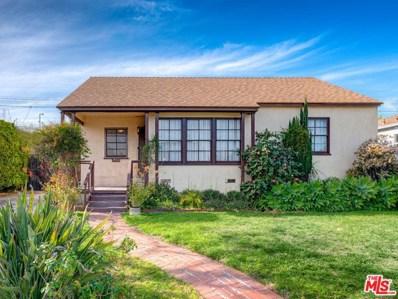 7833 NAYLOR Avenue, Los Angeles, CA 90045 - MLS#: 19429480