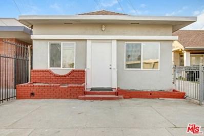 1038 N D Street, San Bernardino, CA 92410 - MLS#: 19429674