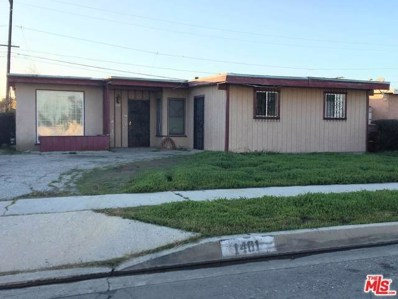 1401 S Hillford Avenue, Compton, CA 90220 - MLS#: 19430598