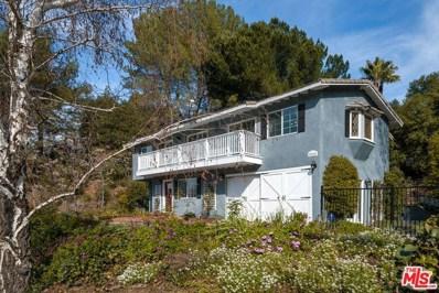25601 HUCKLEBERRY Drive, Calabasas, CA 91302 - MLS#: 19430934