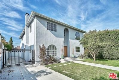 851 S CLOVERDALE Avenue, Los Angeles, CA 90036 - MLS#: 19431054