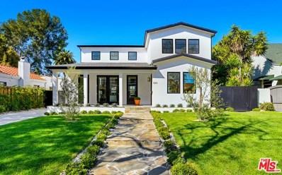 935 S BURNSIDE Avenue, Los Angeles, CA 90036 - MLS#: 19431102