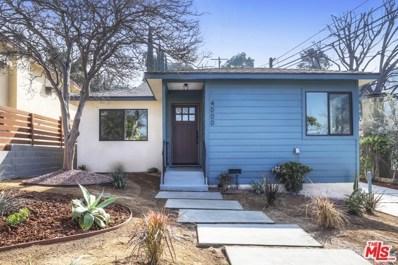 4000 BARRYKNOLL Drive, Los Angeles, CA 90065 - MLS#: 19431578