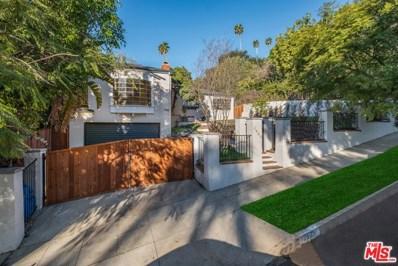 1803 N STANLEY Avenue, Los Angeles, CA 90046 - MLS#: 19431712