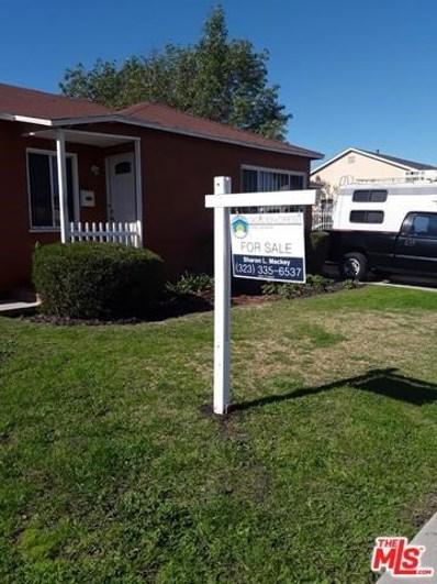 1503 S Dwight Avenue, Compton, CA 90220 - MLS#: 19432390