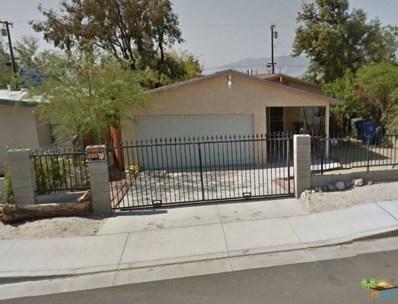 66155 ESTRELLA Avenue, Desert Hot Springs, CA 92240 - MLS#: 19432432PS