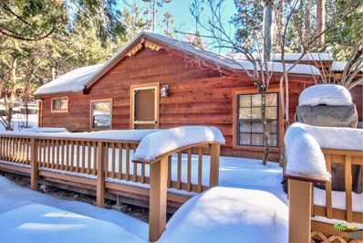 25955 HEMSTREET Place, Idyllwild, CA 92549 - MLS#: 19432580PS