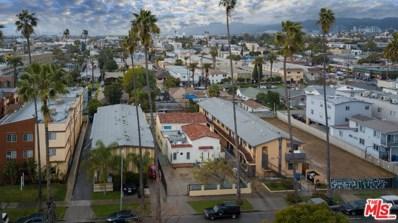 621 N Normandie Avenue, Los Angeles, CA 90004 - MLS#: 19432692