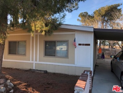 217 Camp Fire Drive, California City, CA 93505 - MLS#: 19432952