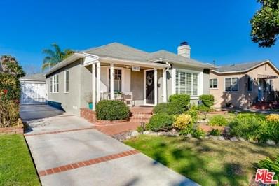 8037 REGIS Way, Los Angeles, CA 90045 - MLS#: 19433004