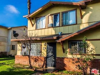 24 S Paradise, Carson, CA 90745 - MLS#: 19433402
