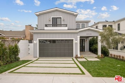 1813 Oak Avenue, Manhattan Beach, CA 90266 - MLS#: 19433822