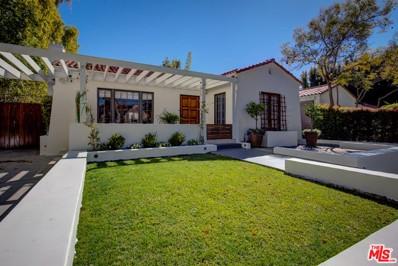 812 S GENESEE Avenue, Los Angeles, CA 90036 - MLS#: 19434060