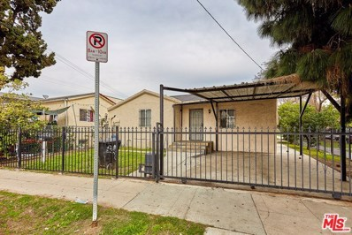 759 E 40TH Place, Los Angeles, CA 90011 - MLS#: 19434554