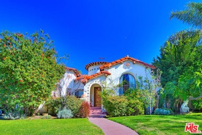 146 N WILLAMAN Drive, Beverly Hills, CA 90211 - MLS#: 19435104