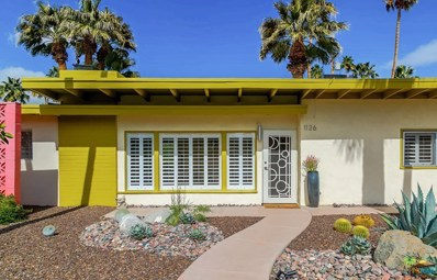 1126 N RIVERSIDE Drive, Palm Springs, CA 92264 - MLS#: 19435326PS