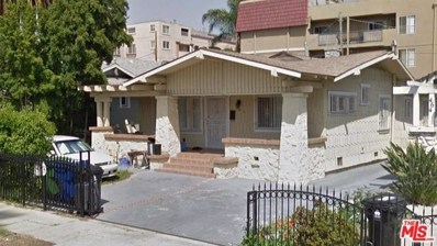 468 N Serrano Avenue, Los Angeles, CA 90004 - MLS#: 19435438
