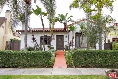 6134 Lindenhurst Avenue, Los Angeles, CA 90048 - MLS#: 19436350