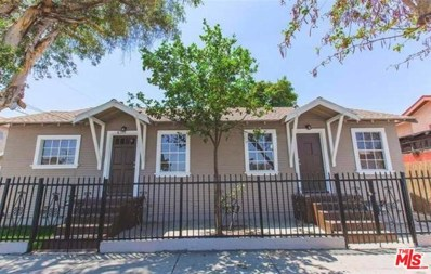 6703 Hooper Avenue, Los Angeles, CA 90001 - MLS#: 19436878