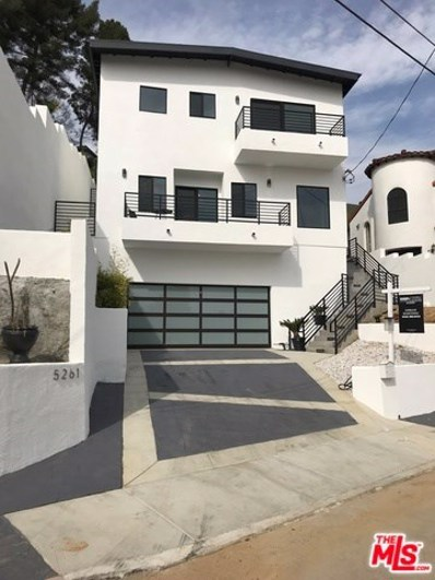 5261 Raber Street, Los Angeles, CA 90042 - MLS#: 19437130