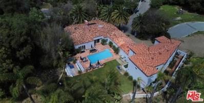 9696 Antelope Road, Beverly Hills, CA 90210 - MLS#: 19437476