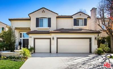 516 WINNCASTLE Street, Simi Valley, CA 93065 - MLS#: 19438214